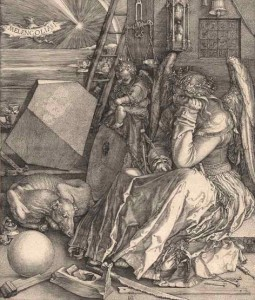 Gravure de Dürer (1513-1514)
